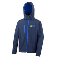 Canine Kinetics Agility - Result Core TX performance Hooded Softshell Jacket Thumbnail