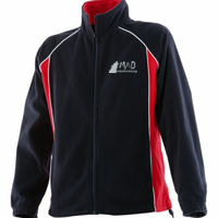 Maidstone Activity Dogs  - Women's piped microfleece jacket Thumbnail