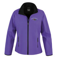 GLENIFFER DTC - Result Core Ladies Printable Softshell jacket Thumbnail