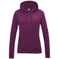 Bright Stars Agility - Girlie college hoodie Thumbnail