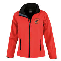 Bright Stars Agility - Result Core Ladies Printable Softshell jacket Thumbnail