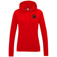 Poodle Training Club - Girlie college hoodie Thumbnail