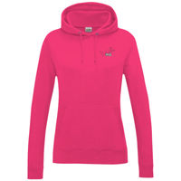 MJS Agility - Girlie college hoodie Thumbnail
