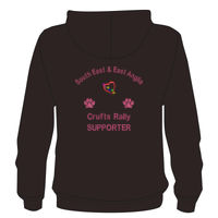 SE&EA Crufts RallyTeam Supporter - College Hoodie Thumbnail