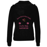 SE&EA Crufts RallyTeam Supporter - Girlie college hoodie Thumbnail