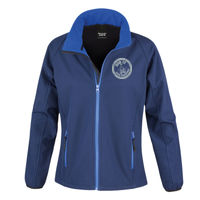 Dig It Dogs - Result Core Ladies Printable Softshell jacket Thumbnail