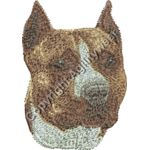 American Staffordshire Terrier d54 Thumbnail