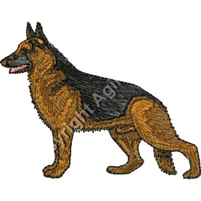 German Shepherd Thumbnail