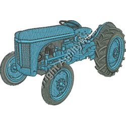 Fergie Tractor Thumbnail