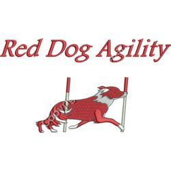 Red Dog Agility Back Thumbnail