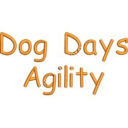 Dog Days Agility Back Thumbnail