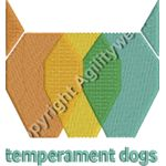 Temperament Dogs Front small Thumbnail