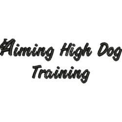 Aiming High Front logo Thumbnail