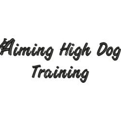 Aiming High Back logo Thumbnail