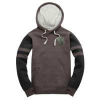 Ultrasoft Peach Finish Retro Hoodie 330gsm Thumbnail